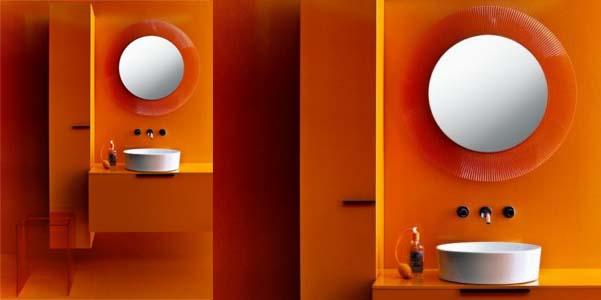 Salone mobile 2013 il bagno in plastica laufen kartell - Mensole bagno plexiglass ...