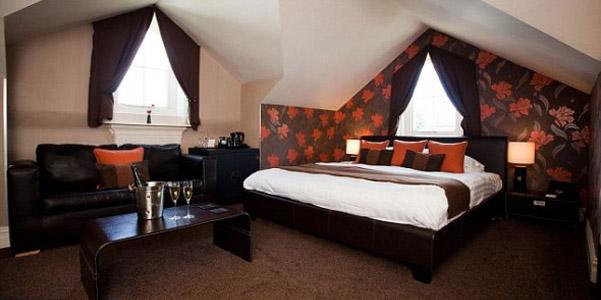 Chocolate hotel