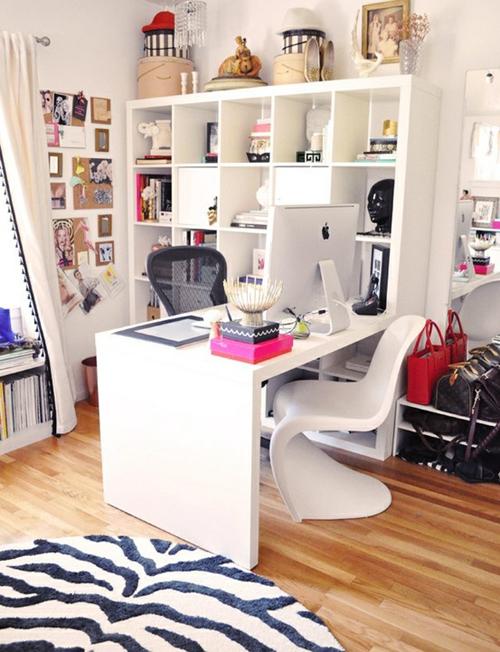 Idee ufficio al femminile-36  DesignBuzz.it