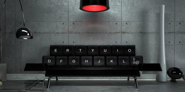Qwerty Sofa  DesignBuzz.it