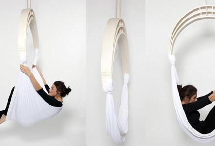 Zen Circus yoga chair