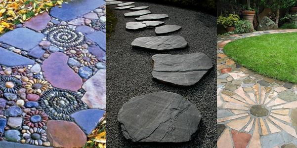 idee per pavimentare un giardino ~ ulicam.net = varie forme di ... - Idee Per Decorare Un Giardino