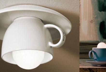 Cappuccino lamp