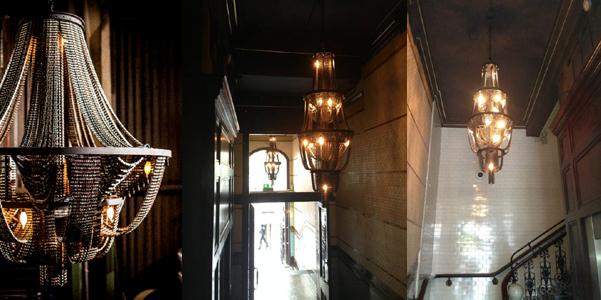 Catene per lampadari decorare la tua casa for Catene arredamento casa