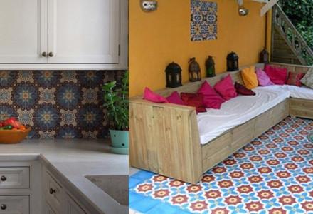Idee decor Marocco