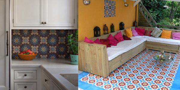 Idee decor ispirazione marocco - Idee decoro casa ...