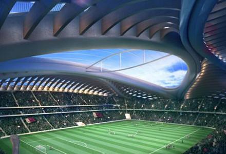 Zaha Hadid stadio Qatar