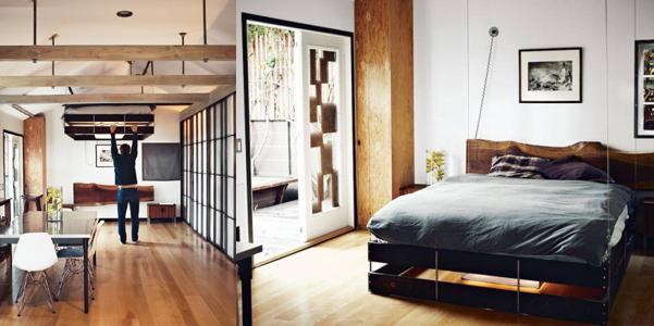Il letto a scomparsa di Funn Roberts  DesignBuzz.it