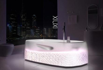 vasca da bagno Xiuxi