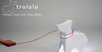 Trololo Dog Lamp