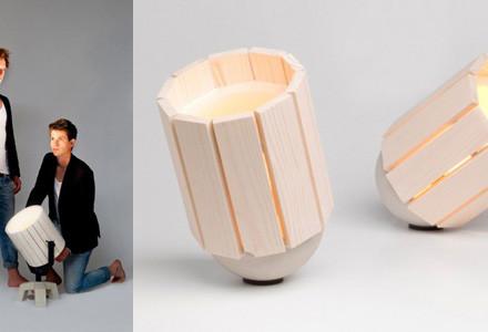 Barrel Lamps