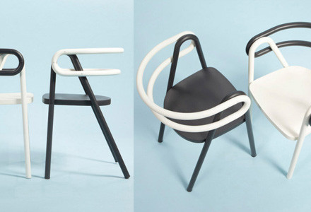 Chair Compositions Bakery Design