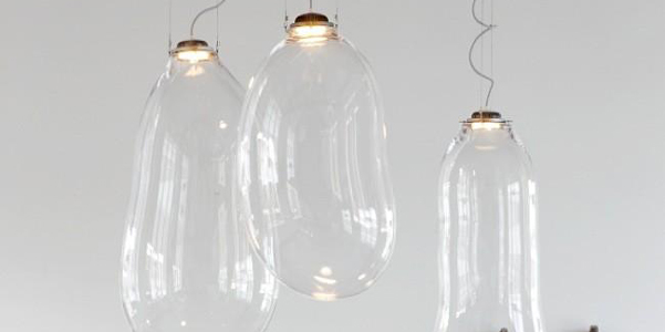 lampadari giganti : Luci Big Bubble DesignBuzz.it