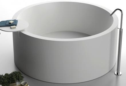 vasca bagno rotonda Planit