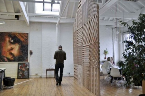 Idee decor: dividere una stanza DesignBuzz.it