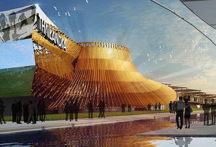 Expo 2015 padiglione Thailandia