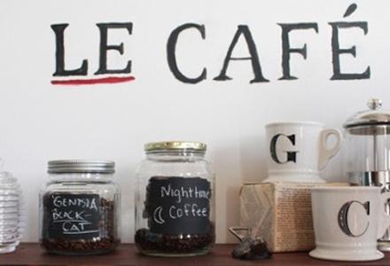 Idee decor angolo caffè
