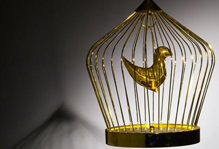 lampada-gabbia-tweetie