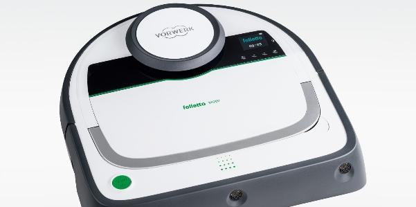 Robot folletto vorwerk vr200 - Folletto aspirapolvere e lavapavimenti ...