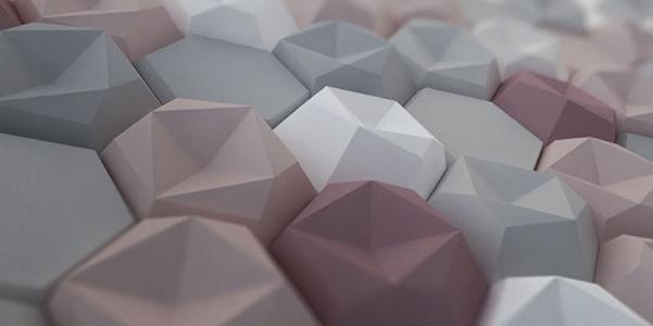 Piastrelle Edgy In Cemento 3D DesignBuzzit