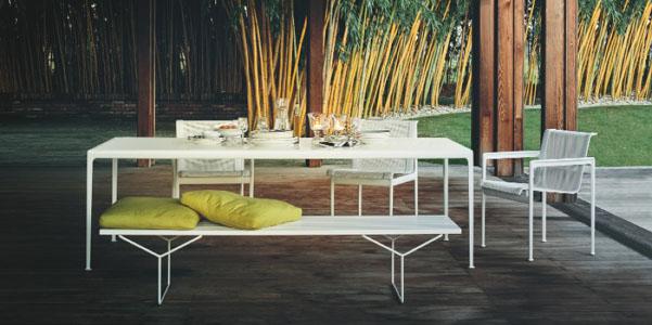 Knoll arredamento esterni 2015 for Arredamento esterni design