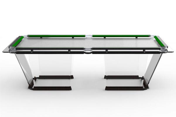 ... Il Suo Nuovo Modello Di Tavolo Da Pictures to pin on Pinterest