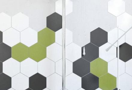 piastrelle geometriche