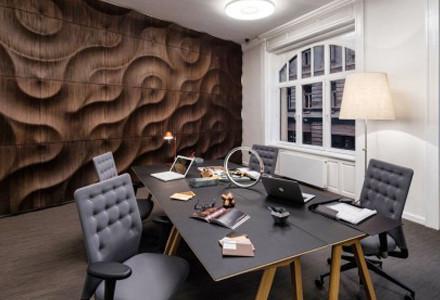 rivestimenti legno 3D Moko