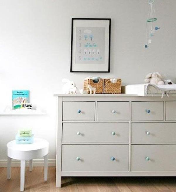 Idee decor: la cassettiera Hemnes di Ikea  DesignBuzz.it