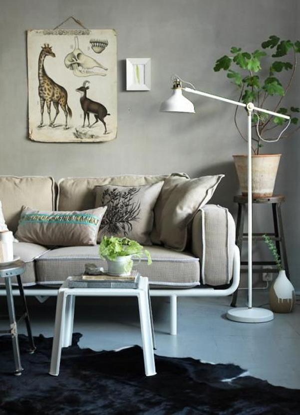 Idee decor lampada Ranarp di Ikea DesignBuzz it