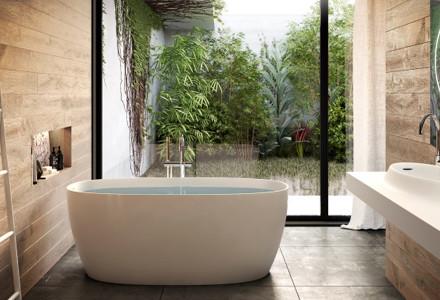 Vasche da bagno DesignBuzz.it