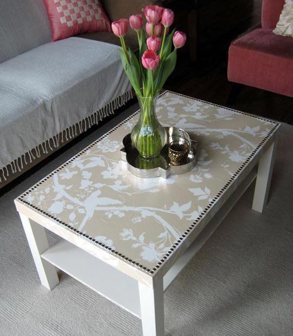 Idee decor il tavolino lack di ikea for Lack tavolino ikea
