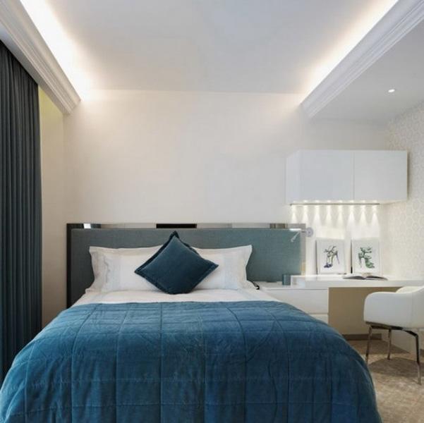Come far sembrare pi grande una camera da letto piccola - Camera da letto grande ...