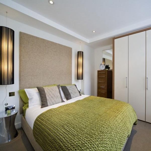 ... far sembrare più grande una camera da letto piccola  DesignBuzz.it
