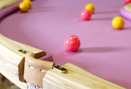 tavolo biliardo doughnut pool table