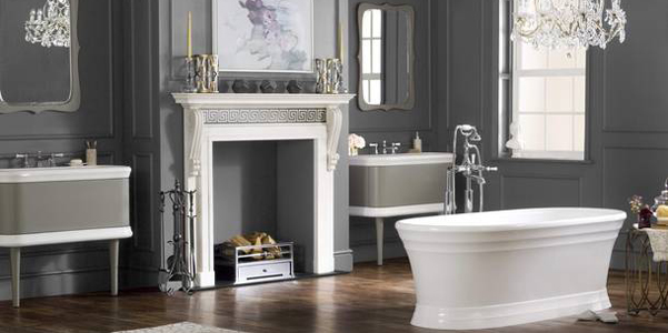 Le vasche di lusso di victoria albert - Mobili bagno lusso ...