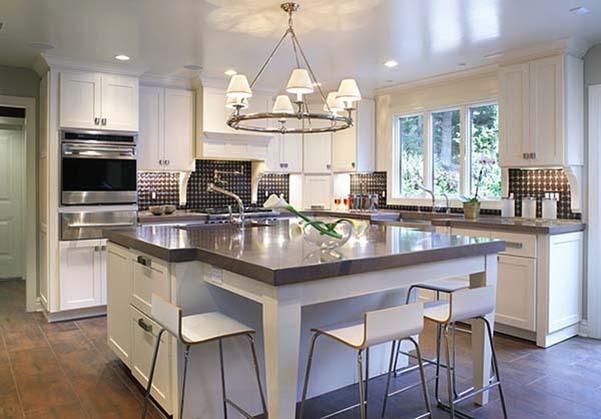 Idee decor: la cucina in cemento  DesignBuzz.it