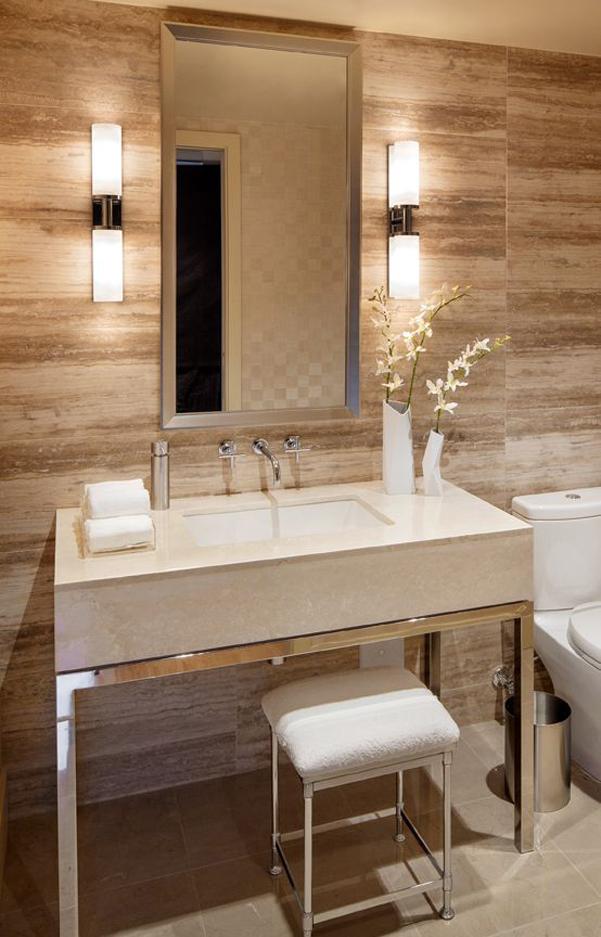 Illuminare bagno 11 - Illuminare il bagno ...