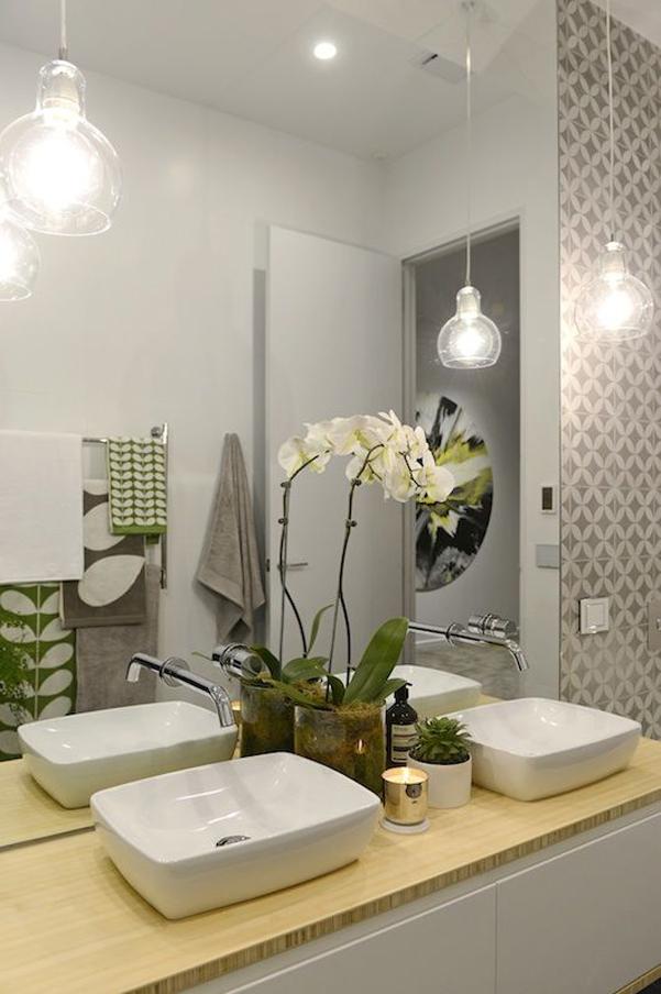 Illuminare bagno 14 - Illuminare il bagno ...