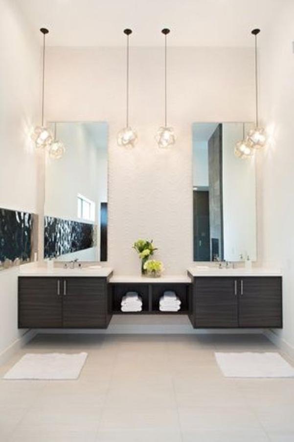 Illuminare bagno 22 - Illuminare il bagno ...