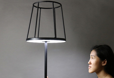 silhouette-lamp