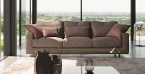 Starlounge il divano lounge che si ispira al celebre chester - Divano ecopelle che si spella ...