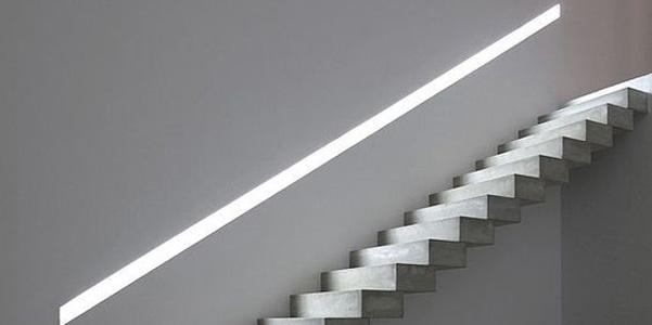 La ringhiera per le scale da interni idee design - Scala interna design ...