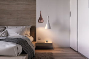 Emejing Lampadari Da Camera Da Letto Images - Design Trends 2017 ...