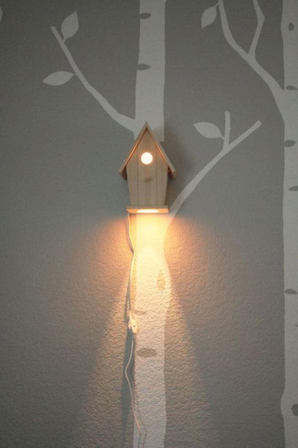 Idee decor lampade e lampadari per la cameretta - Lampada per cameretta ...