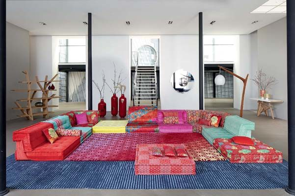 Beautiful Pictures Of Roche Bobois Mah Jong Look Alike - Best Home ...