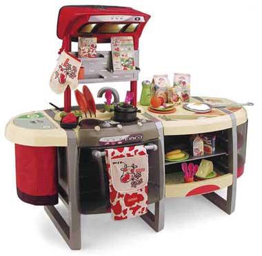 Cucine giocattolo scavolini per gioco e per solidariet for Cucina giocattolo