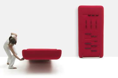 Divano letto, addio! | DesignBuzz.it