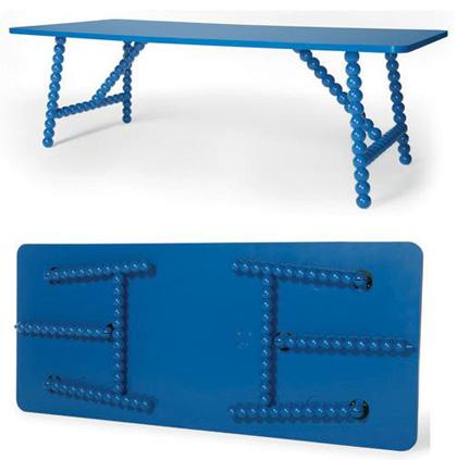 Gambe Pieghevoli Per Tavoli Ikea.Tavoli Pieghevoli Balls Di Moooi Designbuzz It