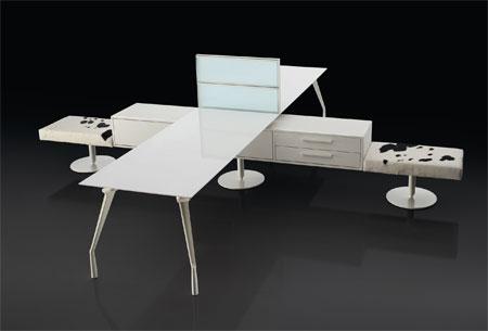 Arredamenti per ufficio faram propone il nuovo sistema - Tavoli per ufficio ...